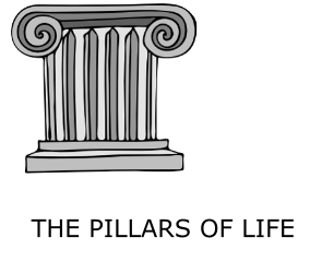 The pillars of the life